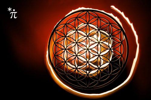 Blume-des-Lebens-aus-Holz-66cm-Lightpainting-Feuerspirale